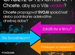 Plagát Tvorimeweb.sk